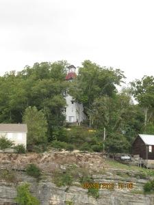 Sept 30 lighthouse house